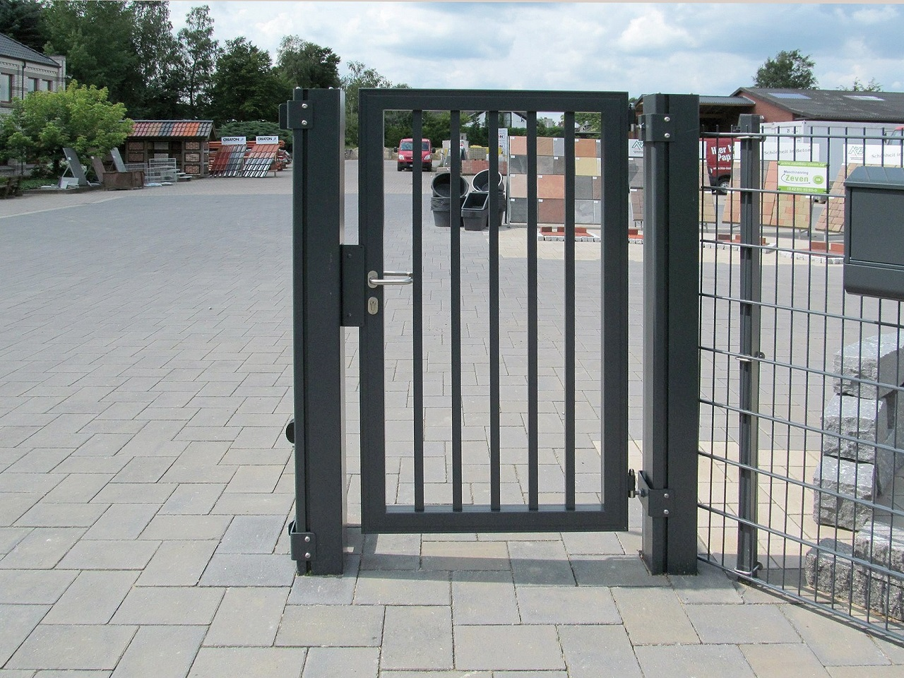 Pedestrian Gates Peritect